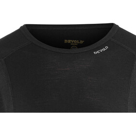 Devold Hiking Camiseta Hombre, black